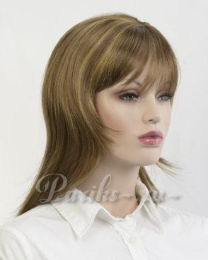 Парик модель; Karmelita, средней длины, из термо волокна. Lovely Hair Collection
