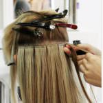 Набор прядей Hair Talk 35 см (PLUS), из натуральных волос с полимерным креплением