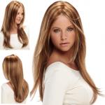 Набор из натуральных волос; 8 прядей  PREMIUM TOO «Sensationel» from London