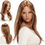 Набор прядей; из 2-х прядей  1248 по 13 см ширина (67 см). Термо волокно. Lovely Hair Collection