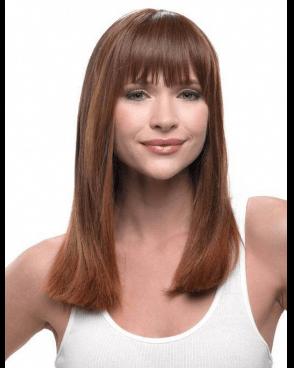 Модель накладная чёлка;  «Molly»на защёлках. Lovely Hair Collection
